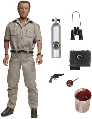 Jaws 8 Inch Action Figure Retro Doll Series - Chief Martin Brody