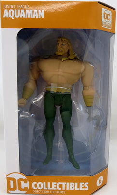 Justice League Animated 6 Inch Action Figure - Aquaman