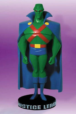 Jutstice League Animated Series 9 Inch Statue Figure Maquette - Martian Manhunter