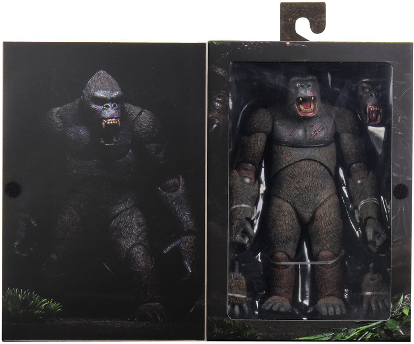 King Kong 8 Inch Action Figure Ultimate Series - King Kong