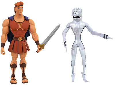 Kingdom Hearts 3 Select 7 Inch Action Figure Series 2 - Hercules with Dusk