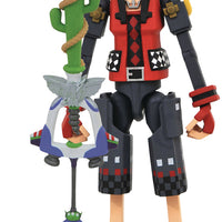 Kingdom Hearts 3 7 Inch Action Figure Select Series - Valor Form Toy Story Sora