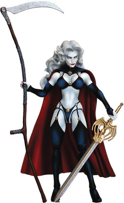 Lady Death 1/12 Scale 6 Inch Action Figure - Lady Death