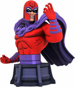 Marvel Animated 6 Inch Bust Statue X-Men - Magneto Bust