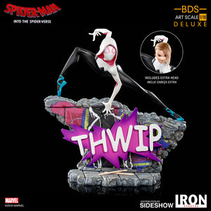 Marvel Art Scale 1:10 6 Inch Statue Figure Battle Diorama - Gwen Stacy Iron Studios 904964