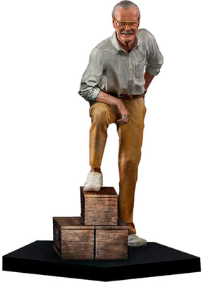 Marvel 1:10 Art Scale Series 7 Inch Statue Figure - Stan Lee Iron Studios 906843