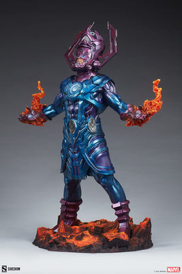 Marvel Collectible 26 Inch Statue Figure Maquette - Galactus Sideshow 400361