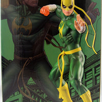 Marvel Comics Presents The Defenders 7 Inch Statue Figure ArtFX+ - Iron Fist