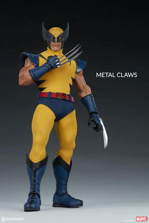 Marvel Comics X-Men 12 Inch Action Figure 1/6 Scale Series - Wolverine Sideshow 100438
