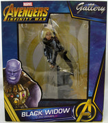Marvel Gallery 9 Inch PVC Statue Avengers Infinity War - Black Widow
