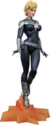 Marvel Gallery 10 Inch Statue Figure Captain Marvel - Shield Captain Marvel SDCC 2019
