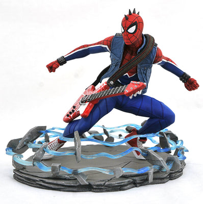 Marvel Gallery PS4 Spider-Verse 7 Inch Statue Figure - Spuder-Punk