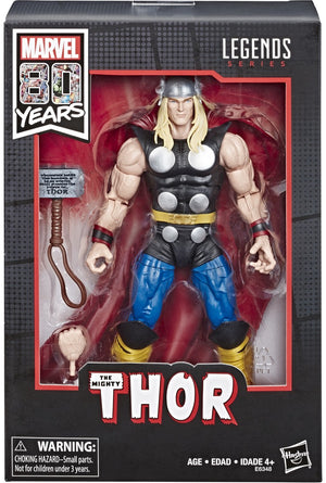Marvel Legends 6 Inch Action Figure 80 Years Anniversary - The Mighty Thor