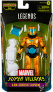 Marvel Legends 6 Inch Action Figure BAF Xemnu - A.I.M. Scientist Supreme
