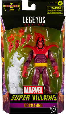Marvel Legends 6 Inch Action Figure BAF Xemnu - Dormammu