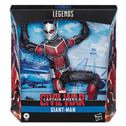 Marvel Legends Captain America Civil War 10 Inch Action Figure Deluxe Exclusive - Giant Man