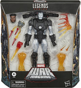 Marvel Legends Deluxe 6 Inch Action Figure - War Machine