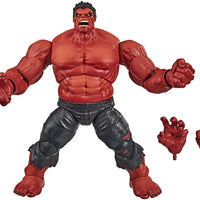 Marvel Legends 6 Inch Action Figure Exclusive - Red Hulk