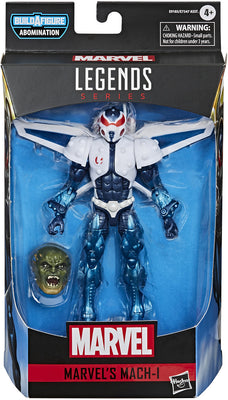 Marvel Legends 6 Inch Action Figure Gamerverse Abomination Series - Mach-I