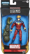 Marvel Legends 6 Inch Action Figure Gamerverse Abomination Series - Mar-Vell