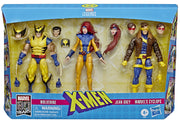 Marvel Legends Infinite 6 Inch Action Figure 3-Pack Series - Jean Grey - Cyclops - Wolverine