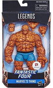 Marvel Legends Infinite 6 Inch Action Figure Exclusive Seres - Thing