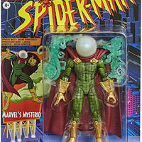 Marvel Legends Retro 6 Inch Action Figure Spider-Man Series - Mysterio
