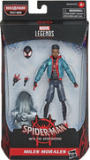 Marvel Legends Spider-Man 6 Inch Action Figure BAF Stilt-Man - Miles Morales