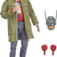 Marvel Legends Spider-Man 6 Inch Action Figure BAF Stilt-Man - Peter B. Parker