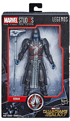 Marvel Legends Studios 6 Inch Action Figure 10th Anniversary Series - Ronan