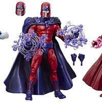Marvel Legends 6 Inch Action Figure X-Men 3-Pack - Magneto - Quicksilver - Scarlet Witch