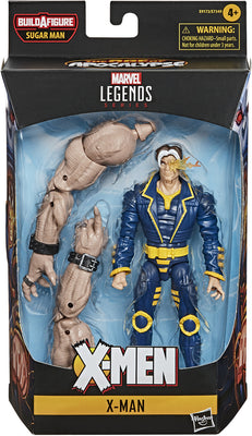 Marvel Legends X-Men 6 Inch Action Figure AOA Sugar Man Series - AOA X-Man