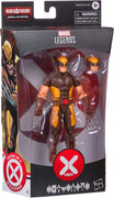 Marvel Legends X-Men 6 Inch Action Figure BAF Tri-Sentinel - Wolverine