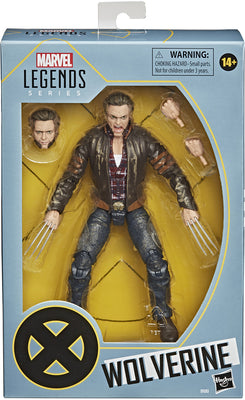 Marvel Legends X-Men Movie 6 Inch Action Figure - Wolverine