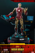 Marvel Origins Collection 12 Inch Action Figure - Iron Man Deluxe Hot Toys 908152