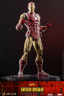 Marvel Origins Collection 12 Inch Action Figure - Iron Man Hot Toys 908142