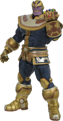 Marvel Select Comic Series 8 Inch Action Figure - Infinity Gauntlet Thanos