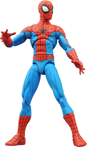 Marvel Select Comic Series 7 Inch Action Figure Reissue - Spectacular Spider-Man