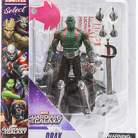 Marvel Select 7 Inch Action Figure Guardians Of The Galaxy - Drax Exclusive