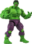 Marvel Select Hulk Comics 9 Inch Action Figure - Rampaging Hulk