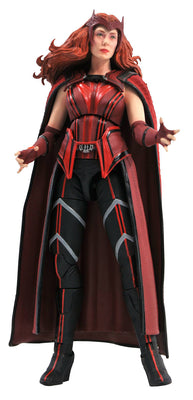 Marvel Select Wandavision 7 Inch Action Figure - Scarlet Witch