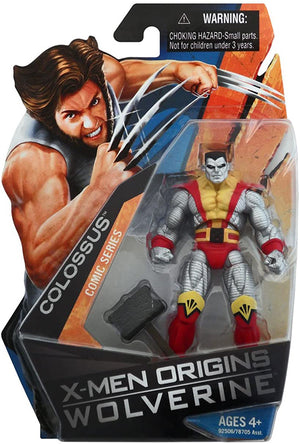 Marvel Universe X-Men Origins Wolverine 3.75 Inch Action Figure - Colossus (Comic Version)