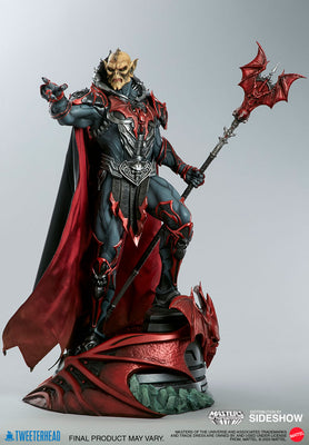 Masters of the Universe Legends Maquette 21 Inch Statue Figure - Hordak Tweeterhead 906442