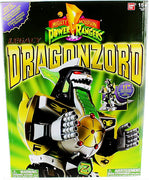 Mighty Morphin Power Rangers 11 Inch Action Figure - Legacy Dragonzord (Sub-Standard Packaging)
