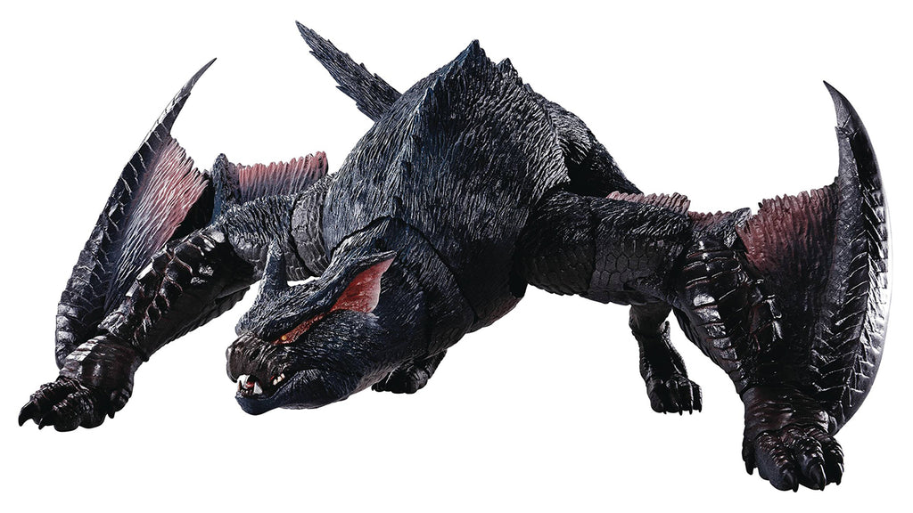 Monster Hunter 6 Inch Action Figure S.H. MonsterArts - Nargacuga