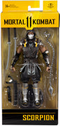Mortal Kombat 11 7 Inch Action Figure Wave 5 - In The Shadows Scorpion