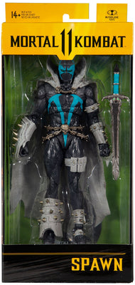 Mortal Kombat 7 Inch Action Figure - Spawn Lord Covenant