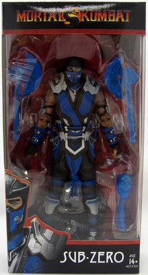 Mortal Kombat XI 7 Inch Action Figure Ultra Articulation Series - Sub-Zero