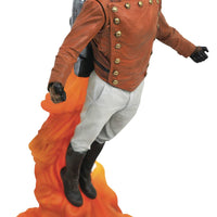 Movie Gallery 9 Inch PVC Statue The Rocketeer - Rocketeer