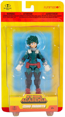 My Hero Academia 5 Inch Action Figure Basic Wave 1 - Izuku Midoriya